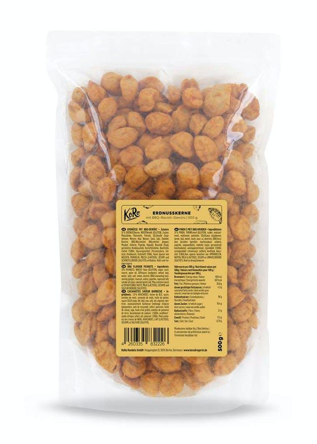 Erdnusskerne